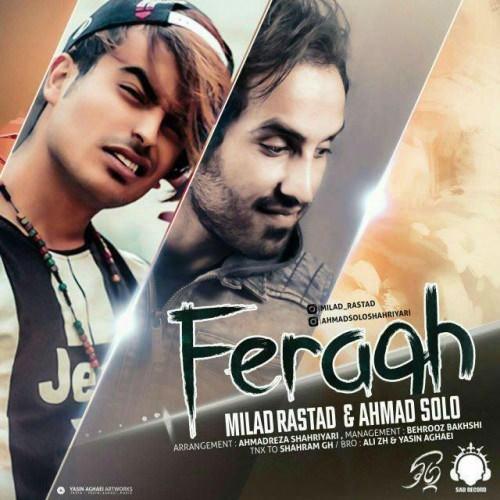 Ahmad Solo Ft Milad Rastad – Feragh